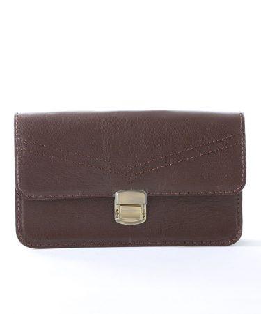 کیف پاسپورتی چرم دست دوز