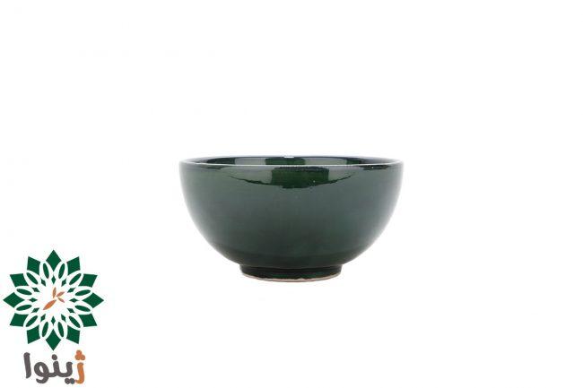 کاسه آبگوشت خوری سبز