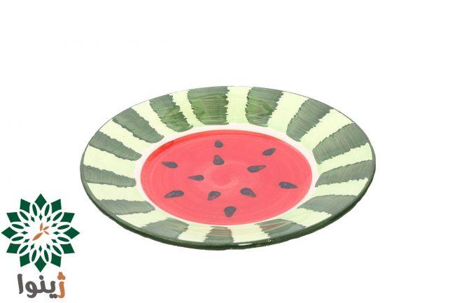 پیش دستی طرح هندوانه کد PO-055